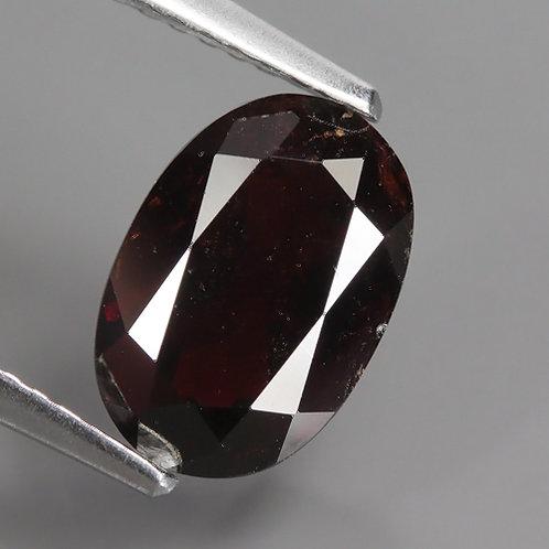 Камень Спессартин Гранат натуральный 2.92 карат