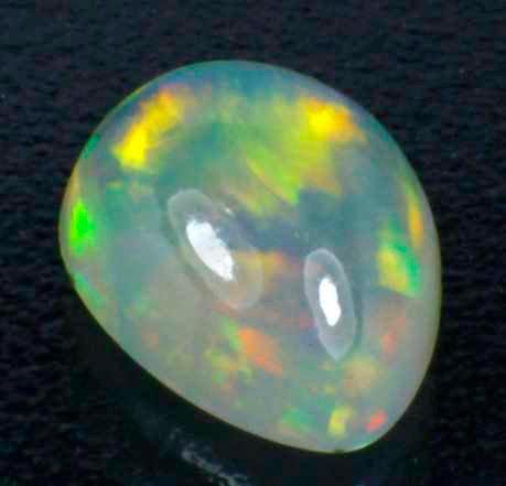 Камень RAINBOW MULTI опал натуральный 1.49 карат