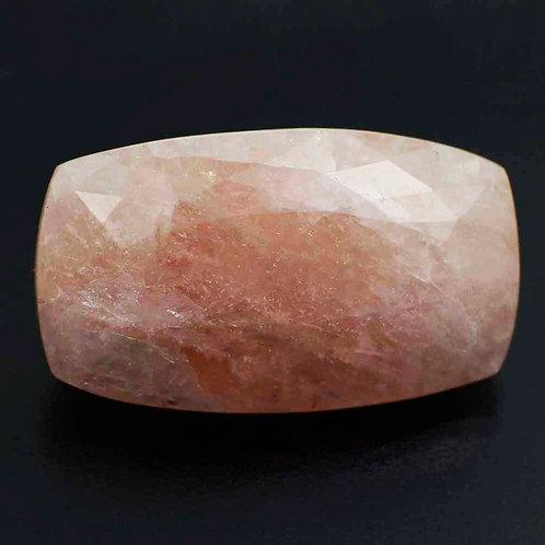 Камень Морганит натуральный 71.99 карат