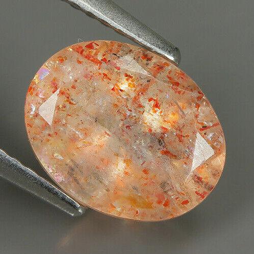 Натуральный Солнечный камень 2.60 карат