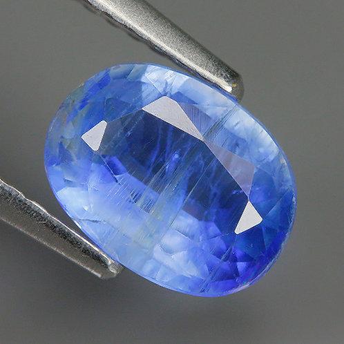 Камень Кианит натуральный 1.42 карат