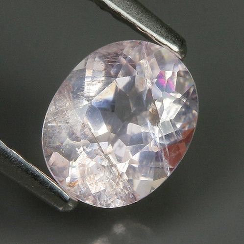 Камень Морганит натуральный 0.82 карат