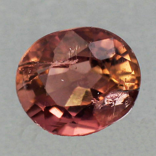 Камень турмалин натуральный 0.69 карат