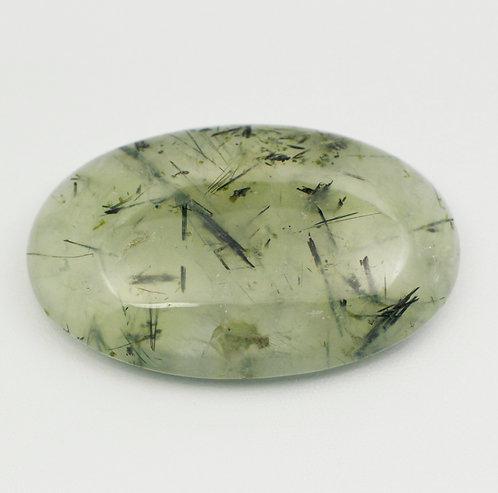 Камень Пренит натуральный 54.00 карат