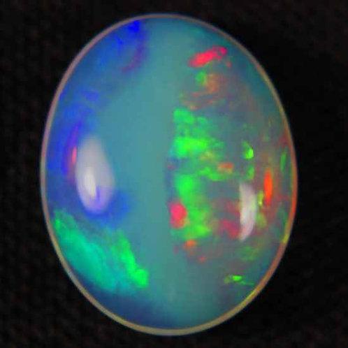 Камень RAINBOW MULTI опал натуральный 3.08 карат