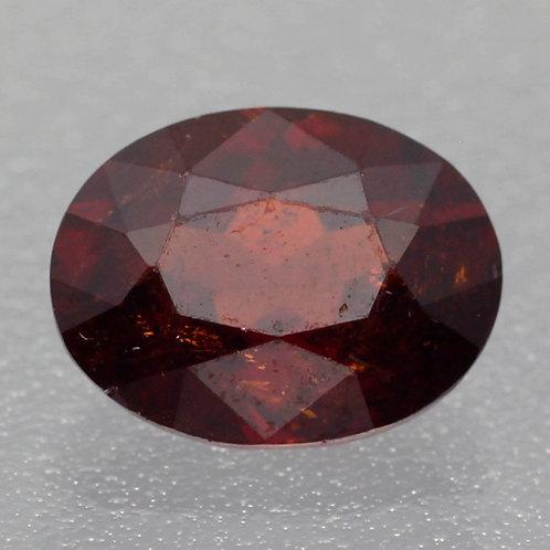 Камень Спессартин Гранат натуральный 2.75 карат