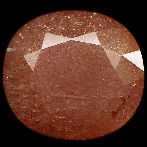 Солнечный камень натуральный 10.67 карат