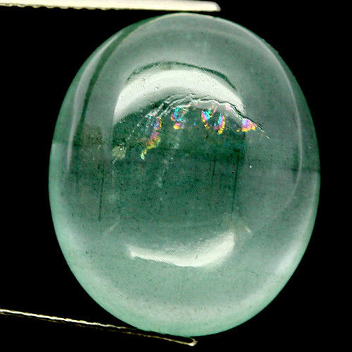 Камень Аквамарин натуральный 20.95 карат
