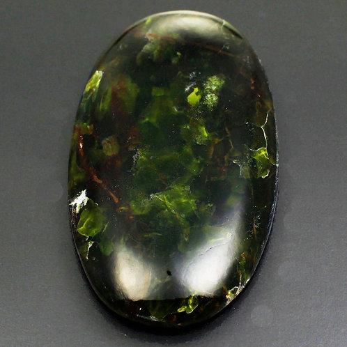 Камень Офит натуральный 98.50 карат