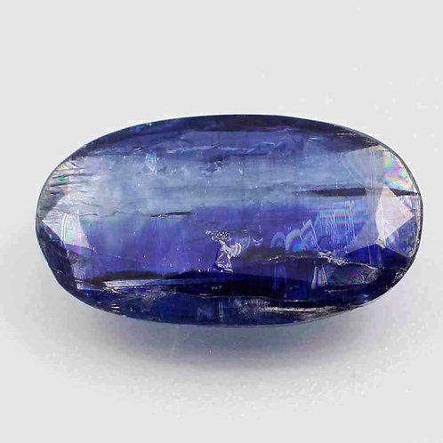Камень кианит натуральный 7.03 карат