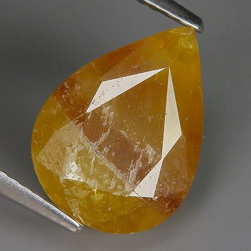 ☯Камень Сфен Титанит натуральный 5.22 карат