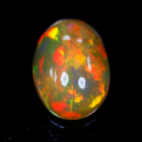Камень RAINBOW MULTI опал 1.67 карат