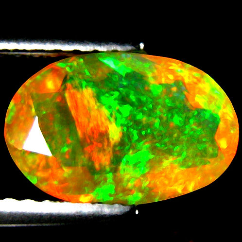 Камень RAINBOW MULTI опал натуральный 1.45 карат