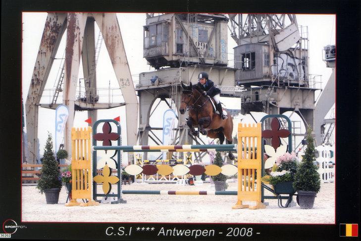 Globe Platinum Just Jewels at CSI-Antwerp 2008.