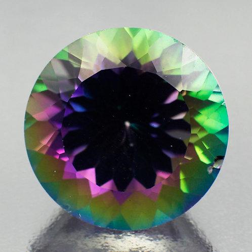 Камень Мистик Топаз натуральный 24.11 карат
