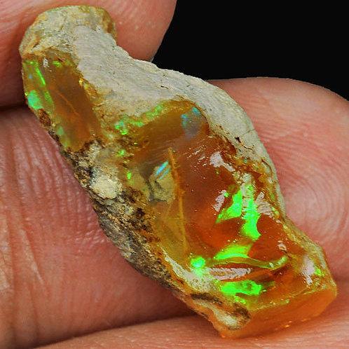 Камень необработанный опал натуральный 9.7 карат