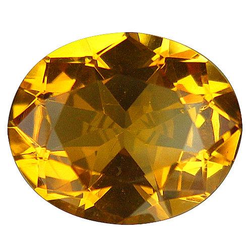 Камень Цитрин натуральный 3.95 карат