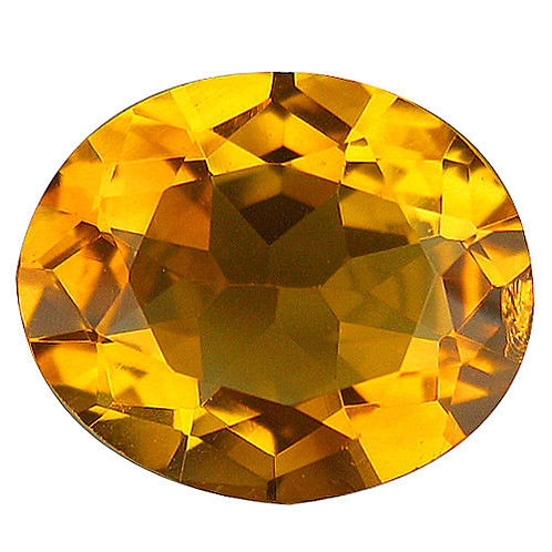Камень Цитрин натуральный 3.55 карат