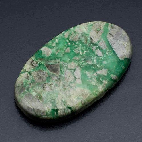 Камень Варисцит натуральный 32.00 карат