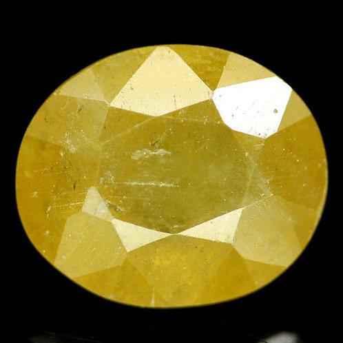 Камень Сфен натуральный 6.14 карат