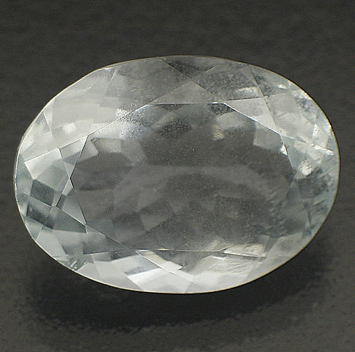 Камень Аквамарин натуральный 5.10 карат