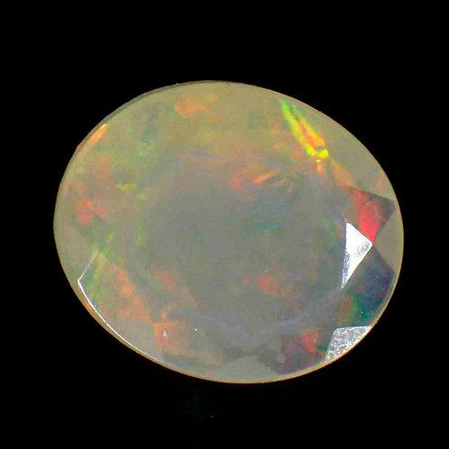 Камень RAINBOW MULTI опал натуральный 1.72 карат