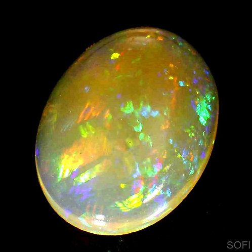 Камень опал натуральный 2.50 карат