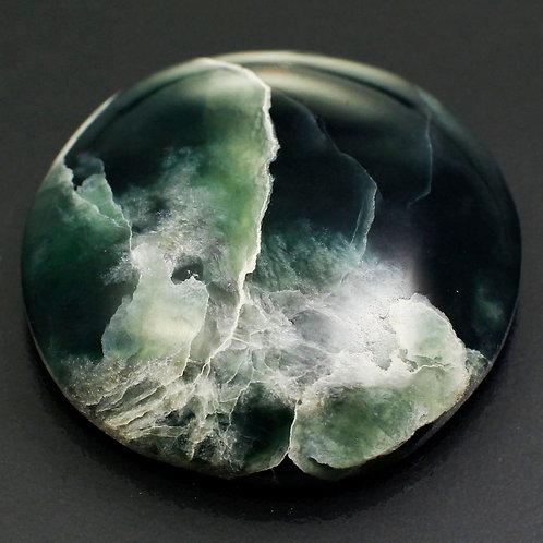 Камень Офит натуральный 53.00 карат