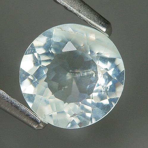 Камень Аквамарин натуральный 0.69 карат