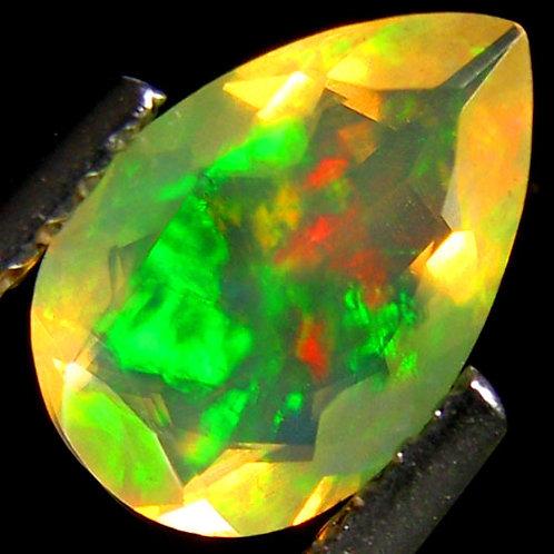 Камень RAINBOW MULTI опал натуральный 0.62 карат