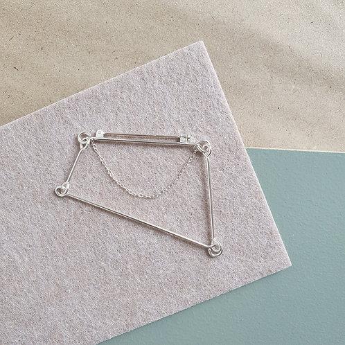 SKY - chain on chain pin
