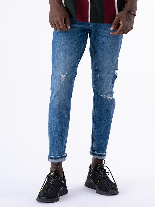 بنطلون جينز رجالي 89 FASOL 510120