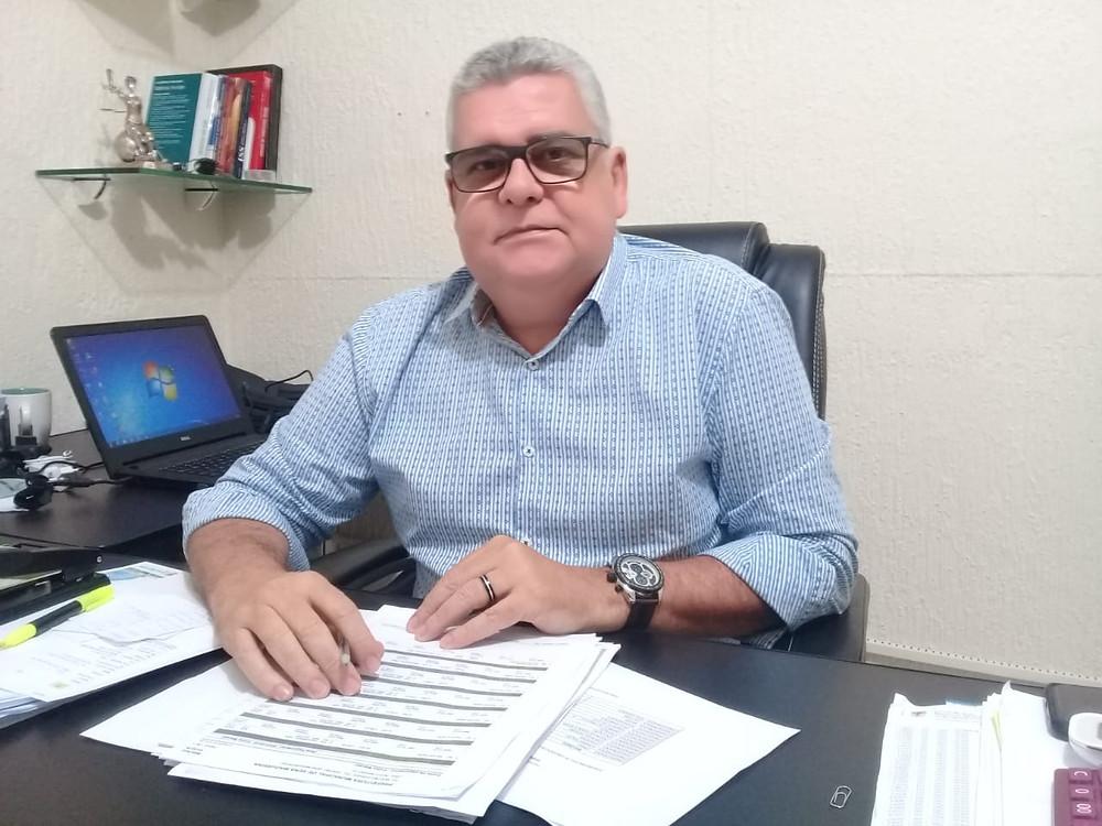 Secretário de Administração, Getulião Saraiva