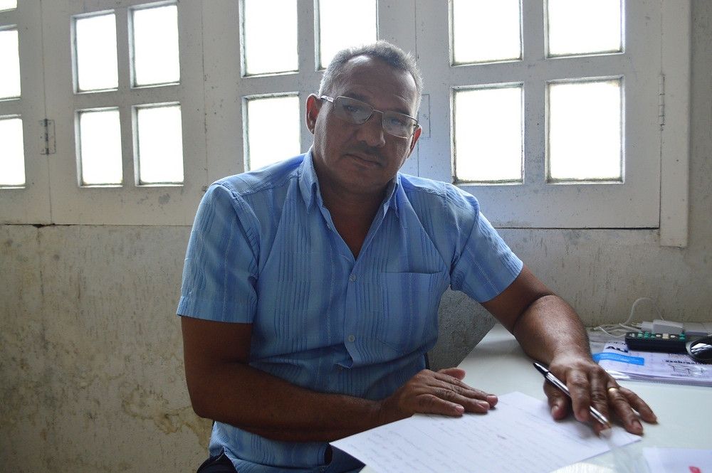 Milton Pinheiro – Secretário Municipal de Serviços Urbano (SEMSUR) (Foto: Lucas Costa/ASCOM)