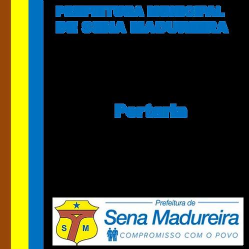 Portaria N° 063/2019  Exonerar  CLEBSON LUCAS DE SOUZA