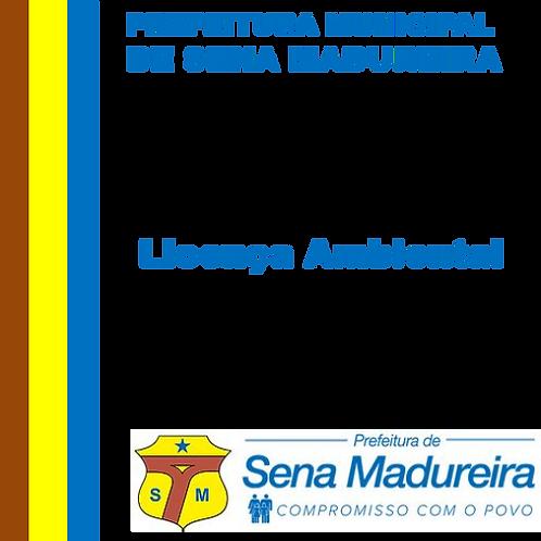 Licença Ambiental N°02/2019 (Urbanização e Contenção do Rio Iaco)