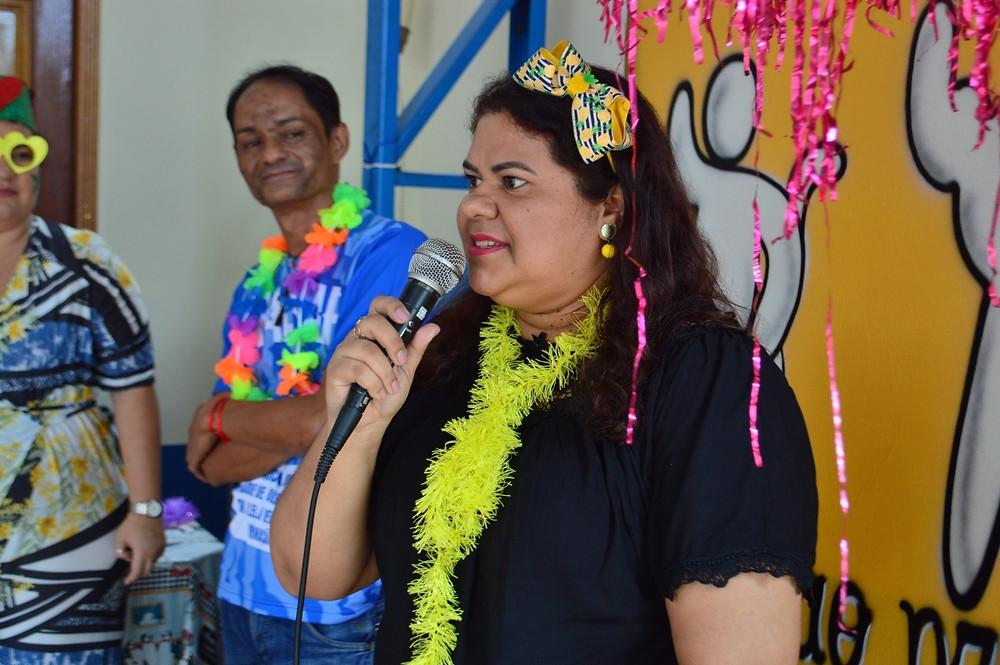 Adriana Martha – Chefe de Gabinete da Prefeitura Municipal (Foto: Lucas Costa/ASCOM)