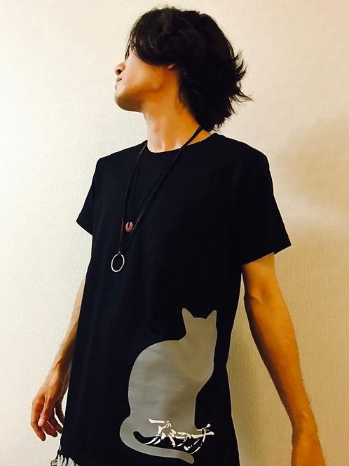 アバランチTシャツ(ポケット付き)