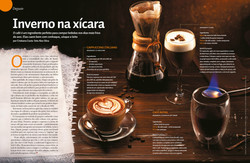 revista Gastronomia - ed. Globo