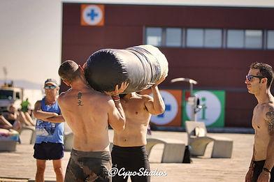 Team XXX Workout, playa Icaria