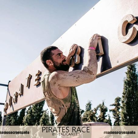 Todos a bordo del barco de Pirates Race 🏴☠️
