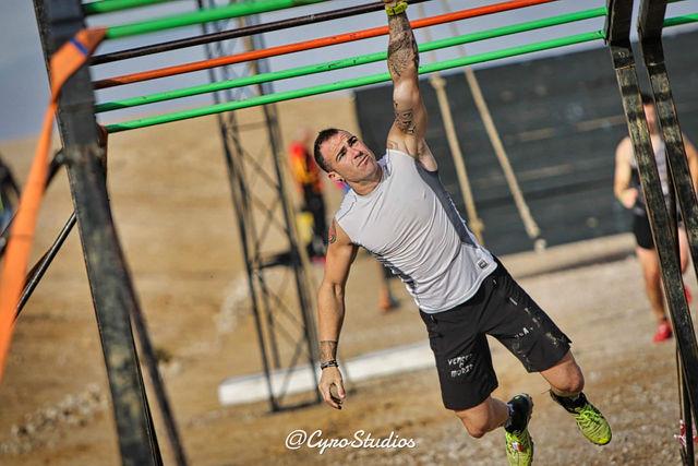 Alvaro Puerma Ninja Track