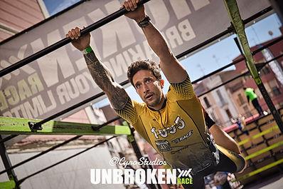 Unbroken Race, Onda, 2020