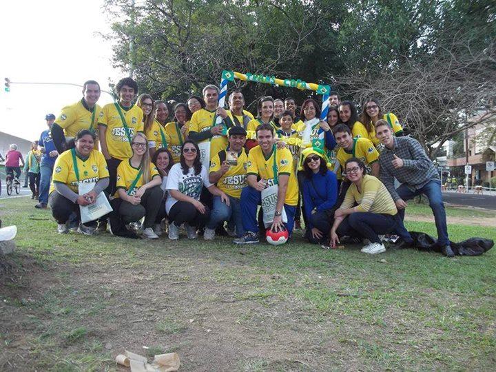 Equipe AMIR junto com o grupo da Batista da equipe Transcopa com Pr.jpg Bruno Privatti