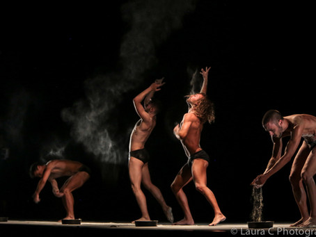 Contemporary dance at the renown Versiliana with DAP dance Festival 2020