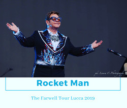 Elton John Farewell Tour 2019