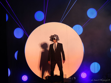 Pet Shop Boys in Lucca with a blast!!