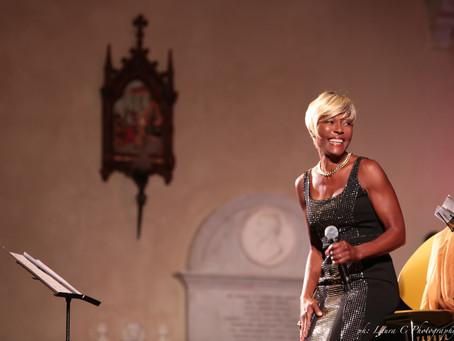 Lucca Jazz Donna presents Amii Stewart