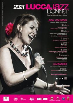 Lucca Jazz Donna 2021