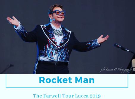 Elton John's Farewell Concert